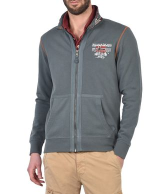 NAPAPIJRI BESTA MAN FULL ZIP FLEECES