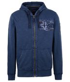 NAPAPIJRI Full zip fleece U BESERT a