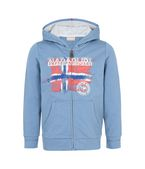 NAPAPIJRI Full zip fleeces U K BOSE KID f