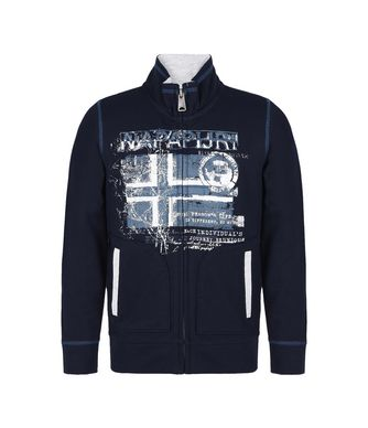 NAPAPIJRI K BANCHO KID KID FULL ZIP FLEECES