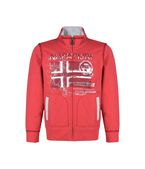 NAPAPIJRI Full zip fleece U K BANCHO KID f