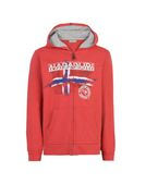 NAPAPIJRI Full zip fleeces U K BOSE JUNIOR f