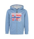 NAPAPIJRI Full zip fleece U K BOSE JUNIOR f