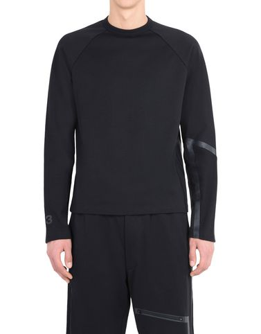 Y-3 3-STRIPES SWEATER SWEATSHIRTS man Y-3 adidas