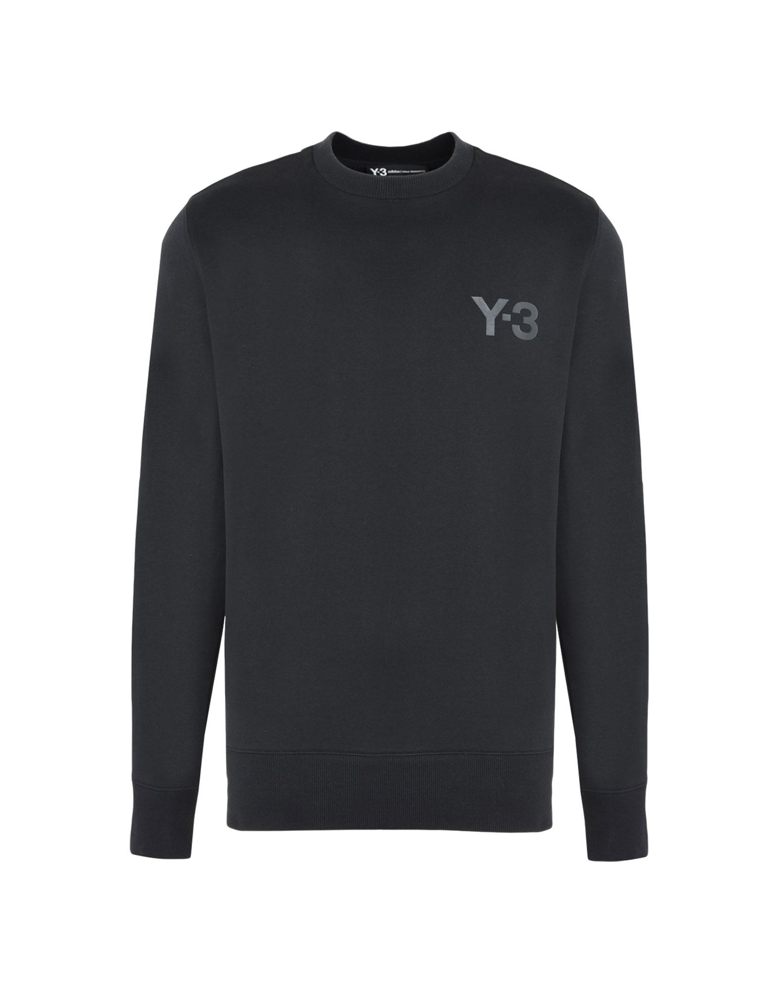 Y 3 CLASSIC SWEATER Black for Men | Adidas Y-3 Official Store