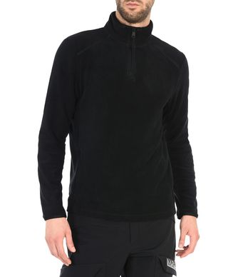 NAPAPIJRI TAMBO MAN FLEECE,BLACK