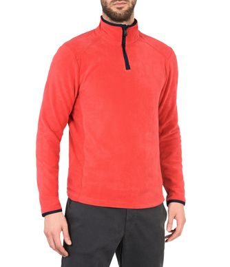 NAPAPIJRI TAMBO MAN FLEECE,RED