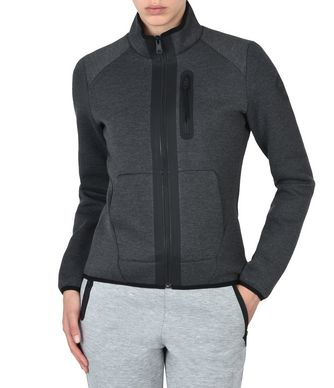 NAPAPIJRI BEAR FULL ZIP FEMME SWEAT ZIPPÉ,ANTHRACITE