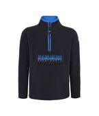 NAPAPIJRI Half zip fleece Man K TAMBO KID f