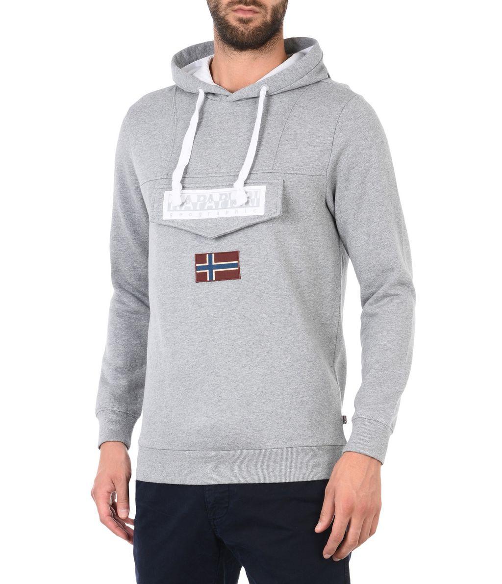 fleeces sweatshirts napapijri