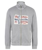 NAPAPIJRI Zip sweatshirt Man BABOS FULL ZIP a