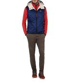 NAPAPIJRI TERAH REVERSIBLE VEST Fleece Man r