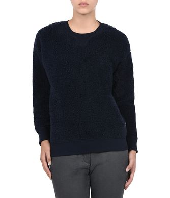 NAPAPIJRI TALLE WOMAN FLEECE,DARK BLUE