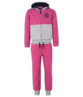 NAPAPIJRI K WIN JUNIOR KID TRACKSUIT,FUCHSIA