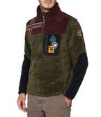 NAPAPIJRI Zip sweatshirt Man YUPIK f