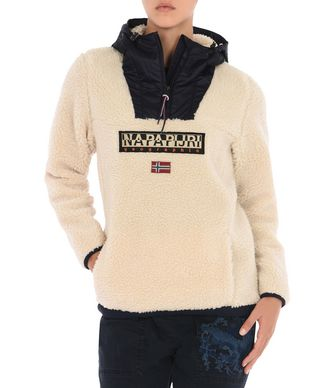 NAPAPIJRI TEIDE WOMAN FLEECE,