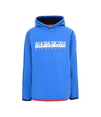 NAPAPIJRI K TANAINA JUNIOR KID FLEECE,AZURE