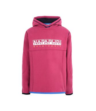 NAPAPIJRI K TANAINA JUNIOR KID FLEECE,FUCHSIA