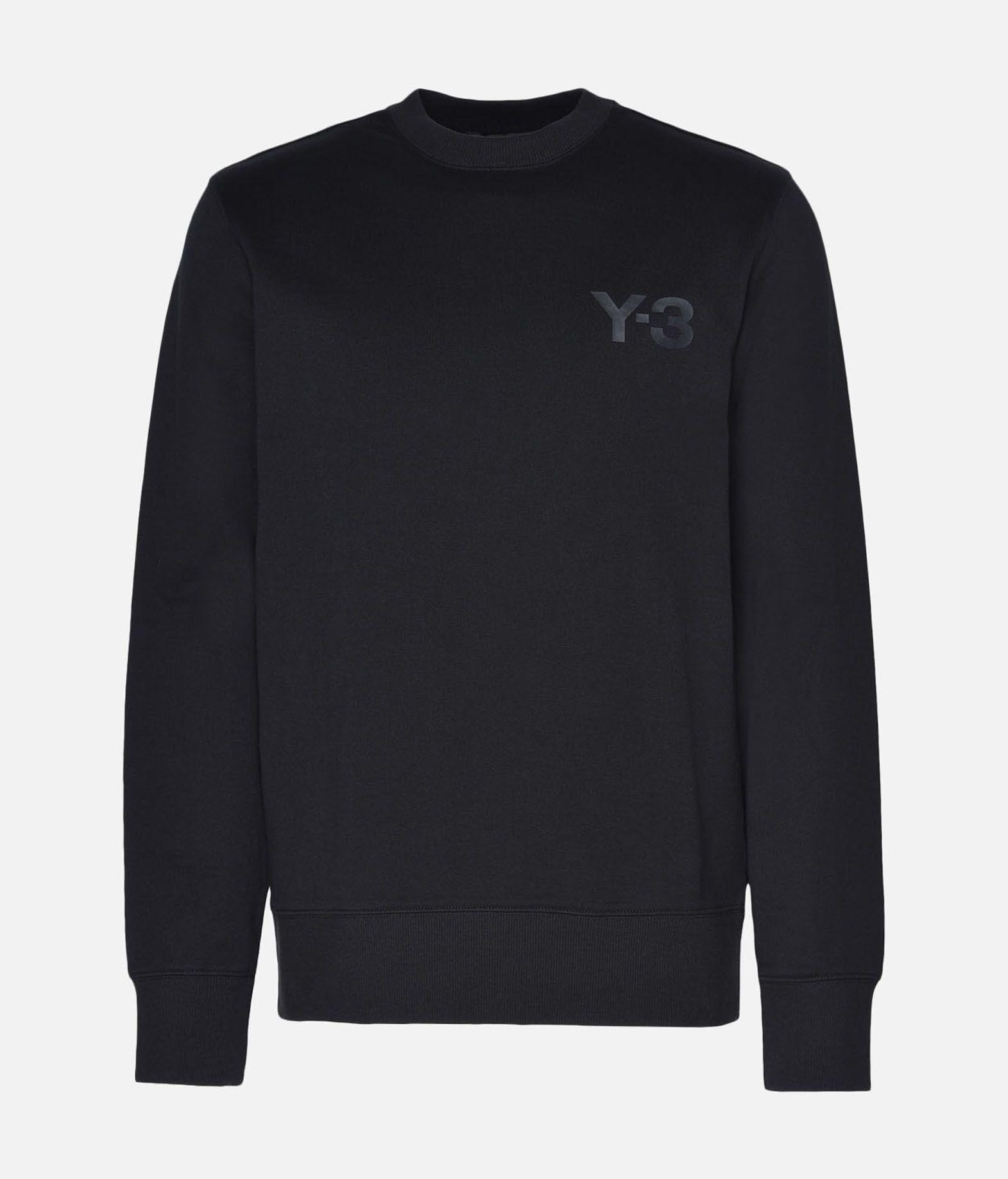 Y-3 Y-3 CLASSIC SWEATER Sweatshirt Man f