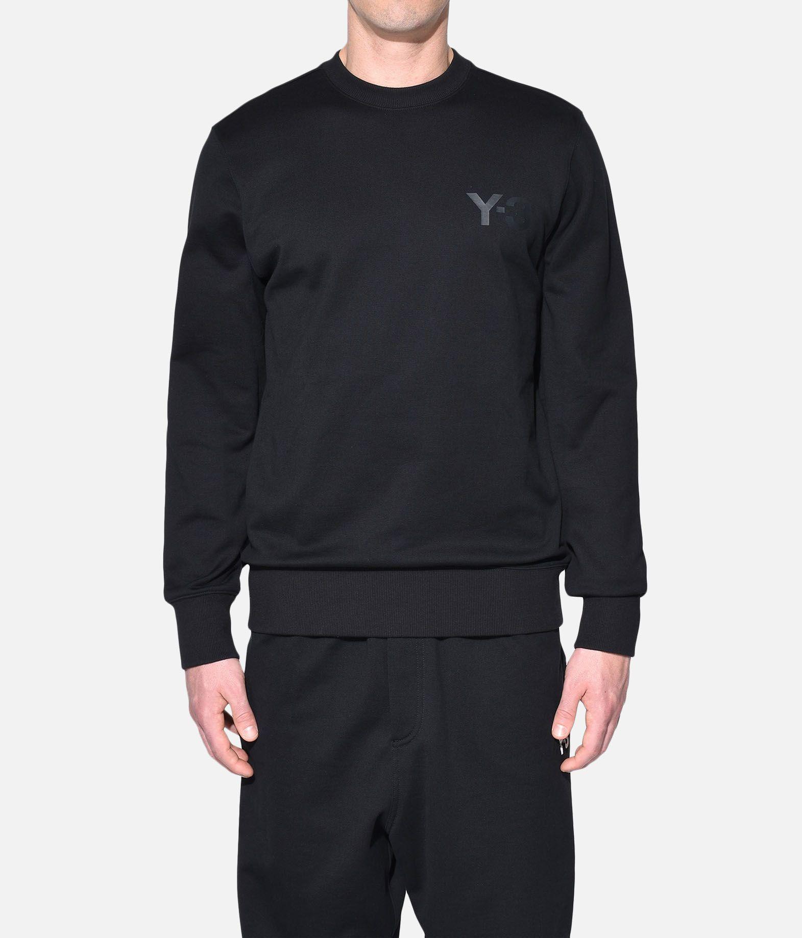 Y-3 Y-3 CLASSIC SWEATER Sweatshirt Man r