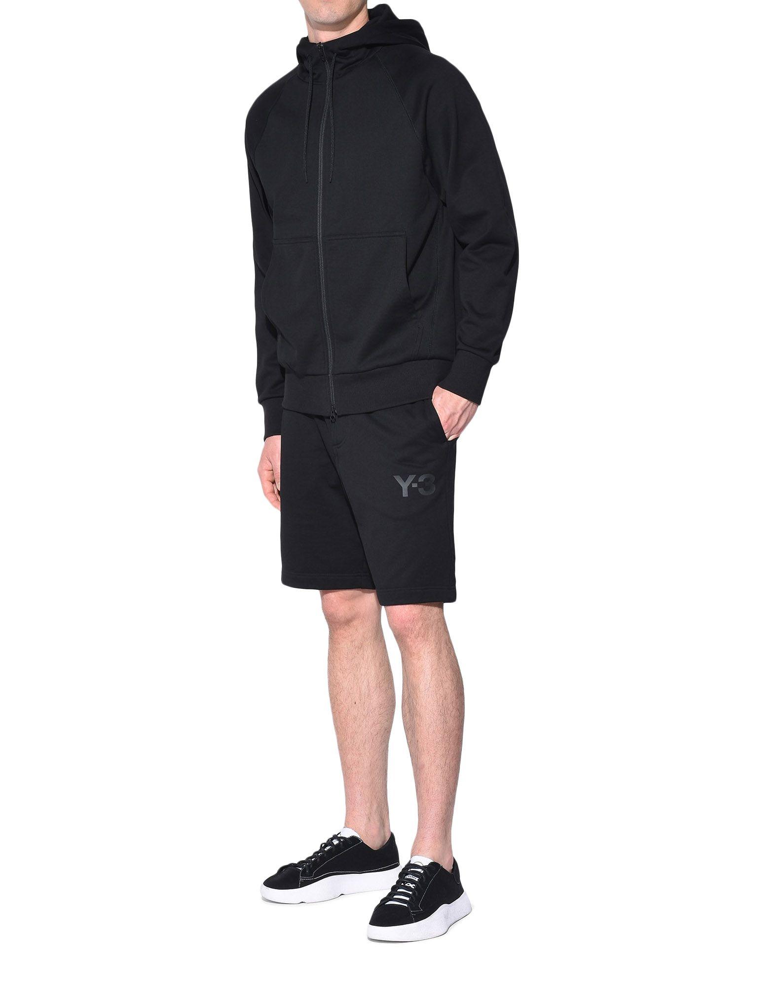 Y-3 Y-3 CLASSIC HOODIE Hooded sweatshirt Man a