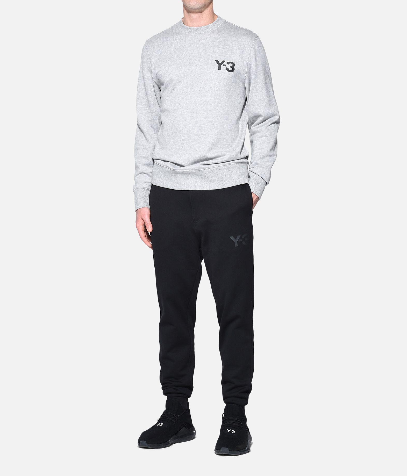 Y-3 Y-3 CLASSIC SWEATER Sweatshirt Man a