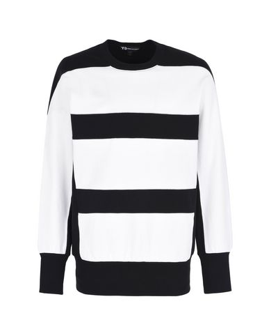 Y-3 BOLD STRIPE SWEATER スウェット メンズ Y-3 adidas