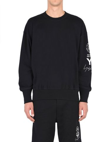 Y-3 GRAPHIC CREW SWEATER スウェット メンズ Y-3 adidas
