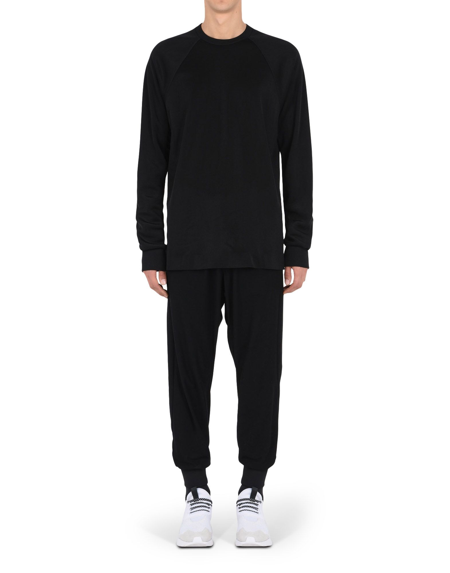 Y-3 Y-3 SPACER MESH SWEATER Sweatshirt Man d