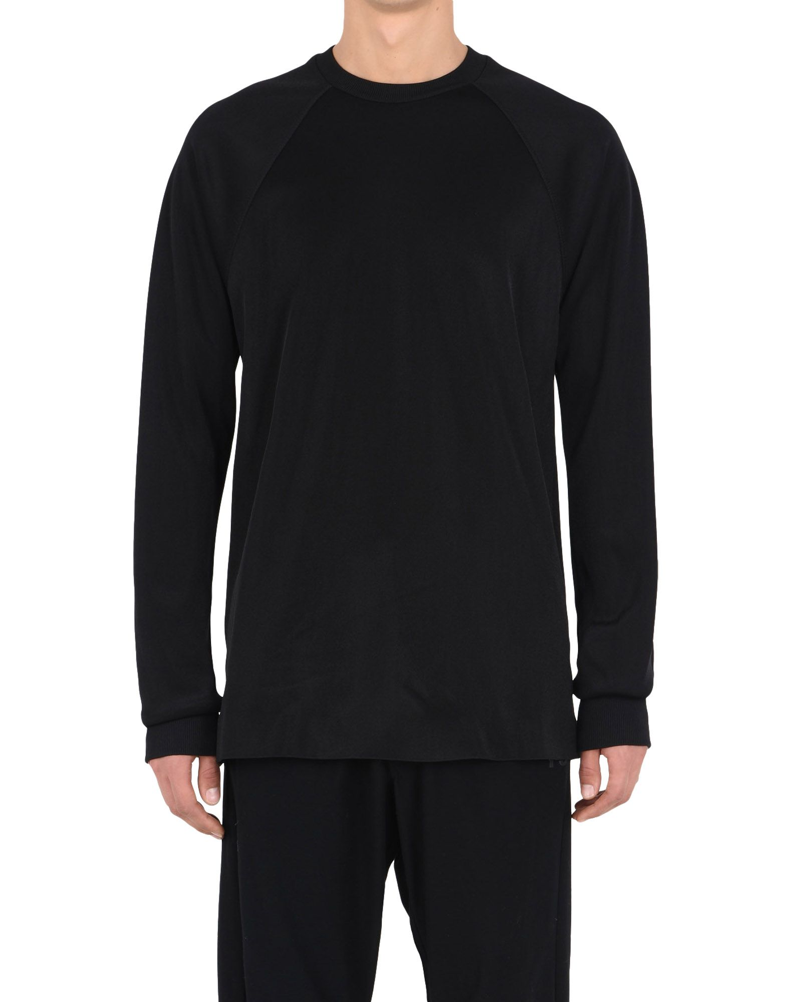 Y-3 Y-3 SPACER MESH SWEATER Sweatshirt Man r