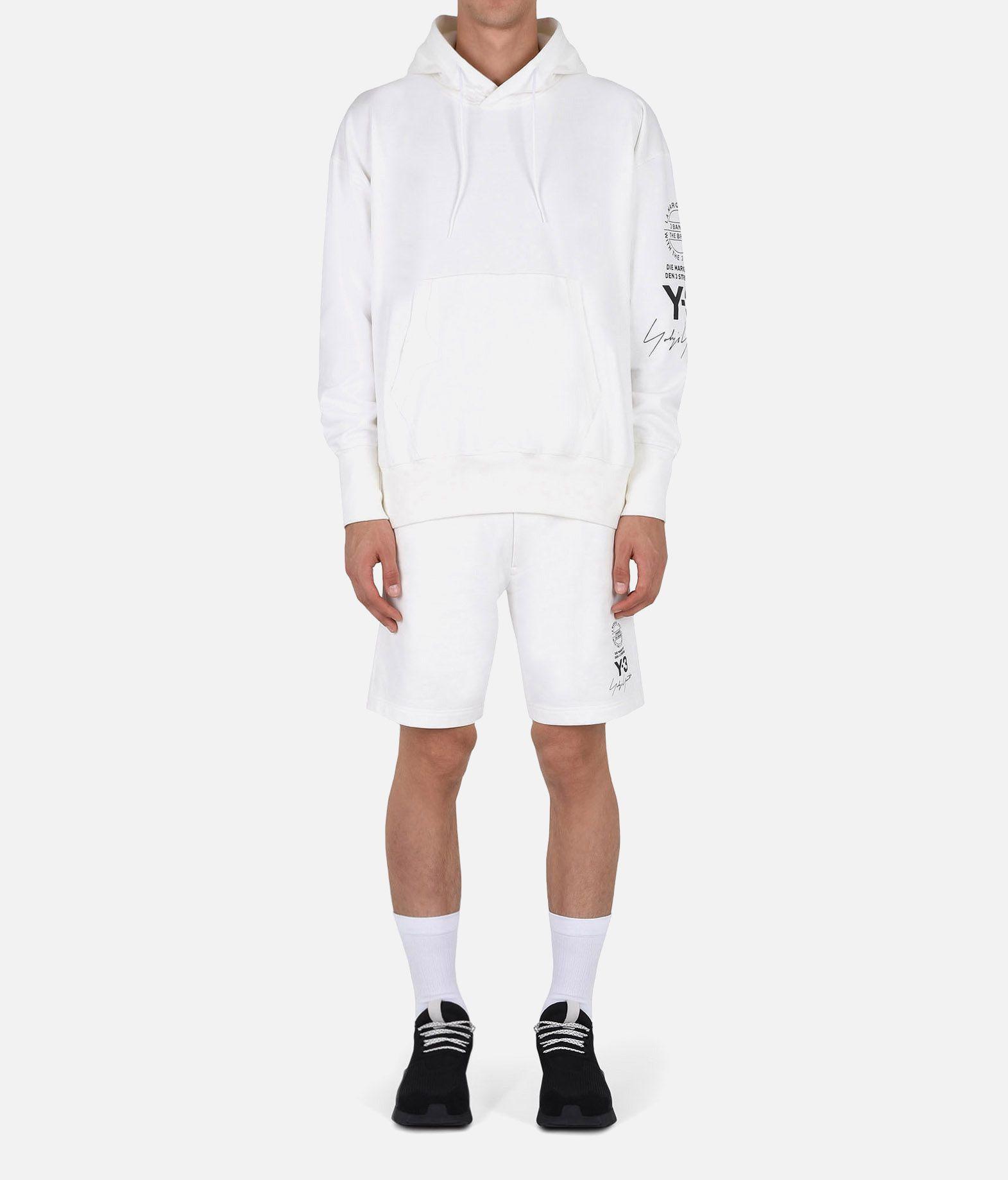 Y-3 Y-3 GRAPHIC HOODIE Hooded sweatshirt Man d