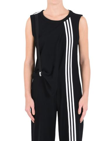 Y-3 3-STRIPES JUMPSUIT PANTS woman Y-3 adidas