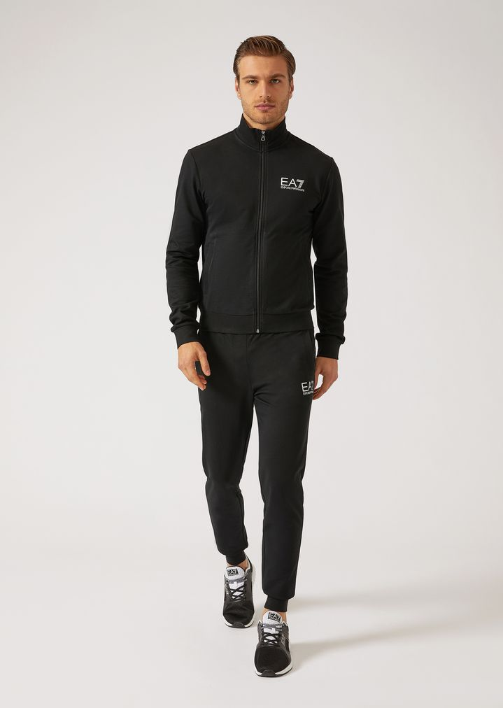 c4a3cb4c76 Technical fabric tracksuit | Man | Ea7