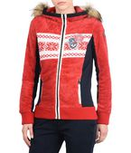 NAPAPIJRI Fleece Woman TULSA ECO FUR  f