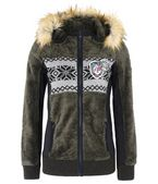 NAPAPIJRI Fleece Woman TULSA ECO FUR  a