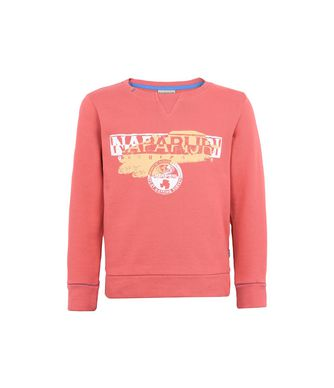 NAPAPIJRI K BOGLY KID ENFANT SWEAT-SHIRT,CORAIL