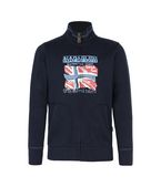 NAPAPIJRI Zip sweatshirt Man K BELIX JUNIOR f