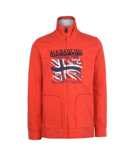 NAPAPIJRI K BELIX JUNIOR Zip sweatshirt Man f