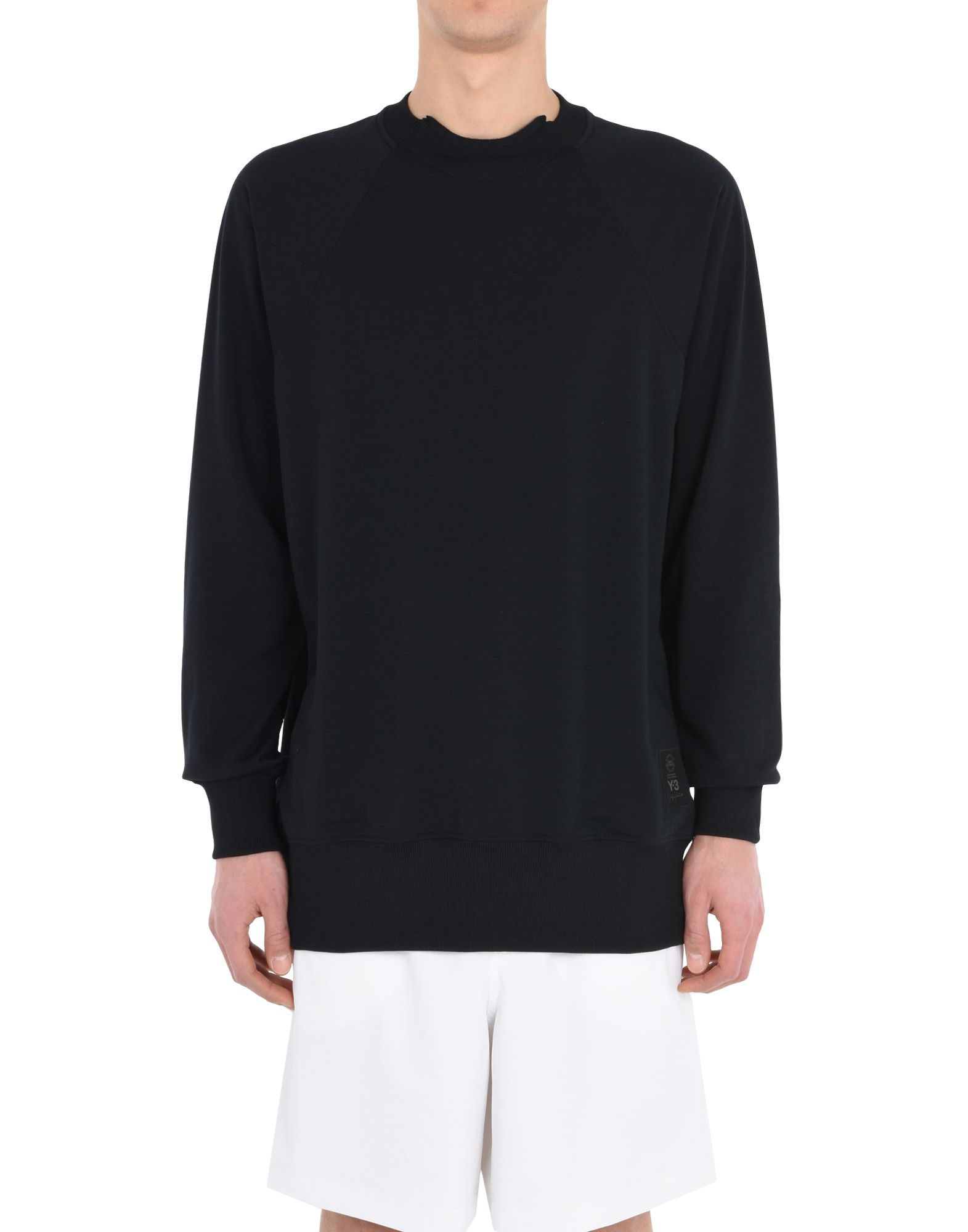 Y-3 Y-3 FRENCH TERRY SWEATER Sweatshirt Man d