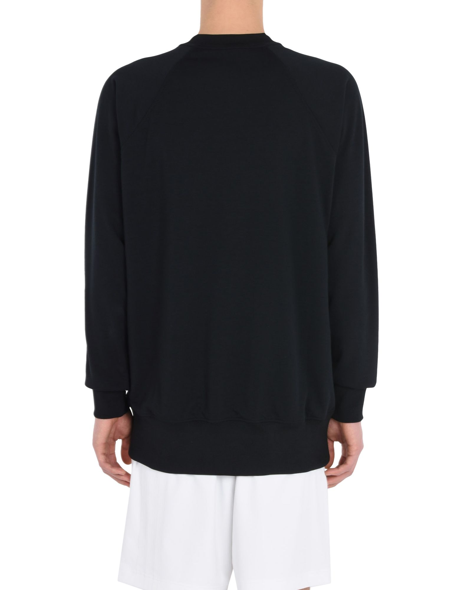 Y-3 Y-3 FRENCH TERRY SWEATER Sweatshirt Man e