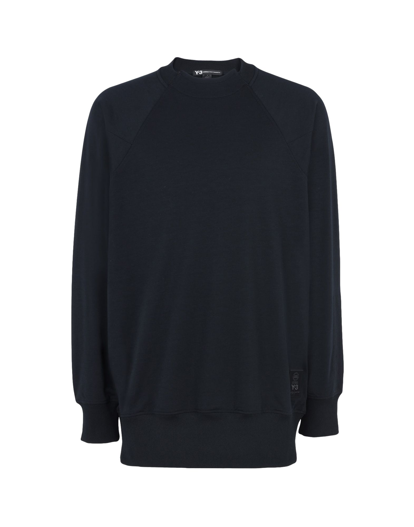 Y-3 Y-3 FRENCH TERRY SWEATER Sweatshirt Man f
