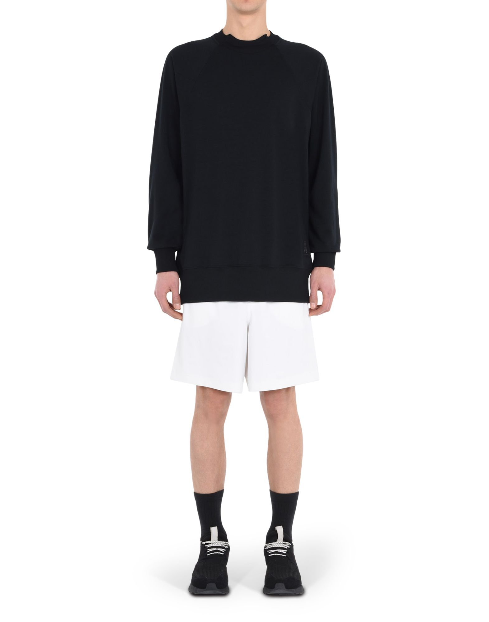 Y-3 Y-3 FRENCH TERRY SWEATER Sweatshirt Man r