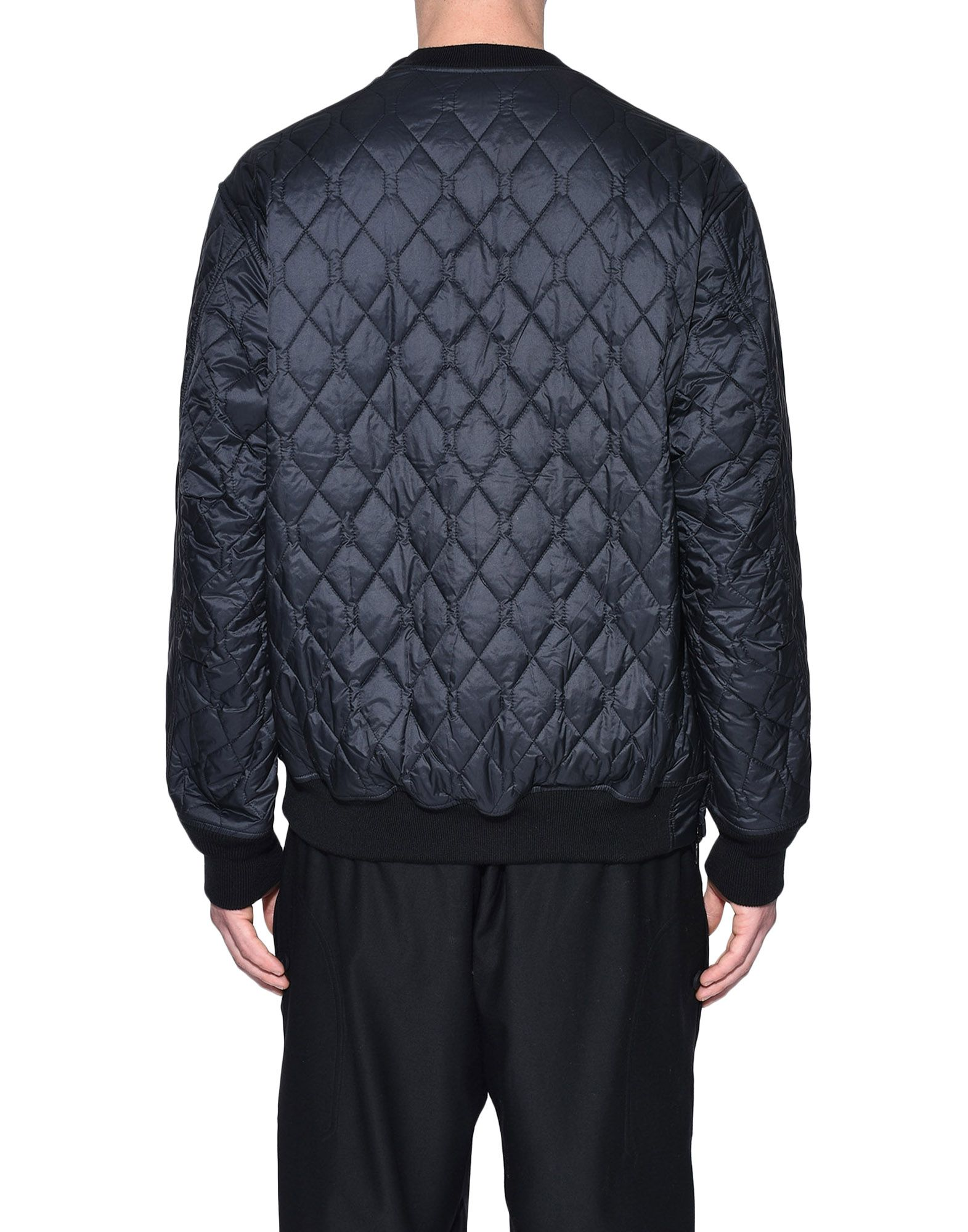 Y-3 Y-3 Quilted Sweater Sweatshirt Man d