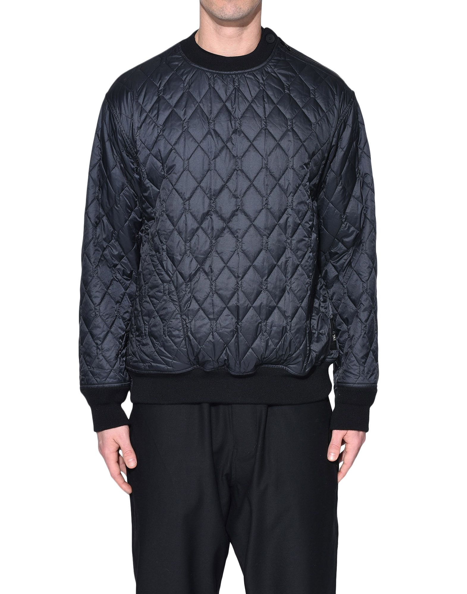 Y-3 Y-3 Quilted Sweater Sweatshirt Man r