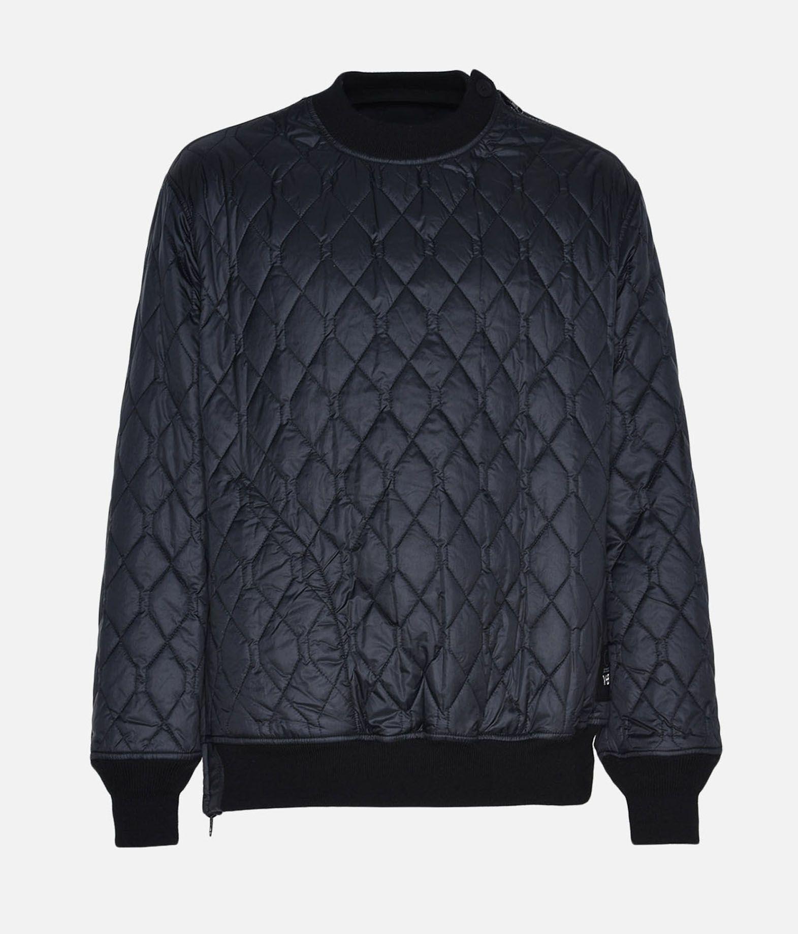 Y-3 Y-3 Quilted Sweater Sweatshirt Man f