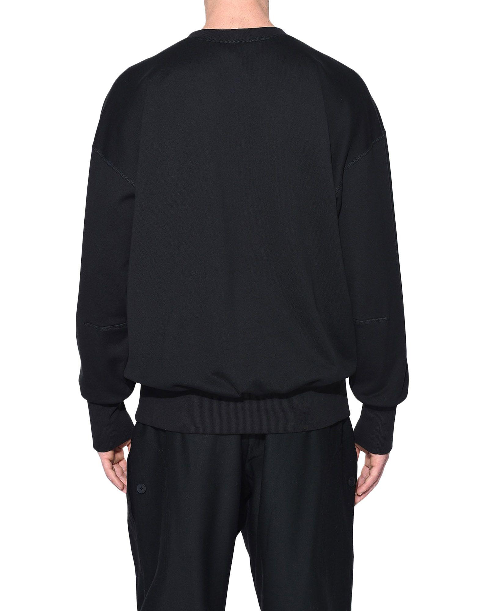 Y-3 Y-3 Sashiko Slogan Sweater Sweatshirt Man d