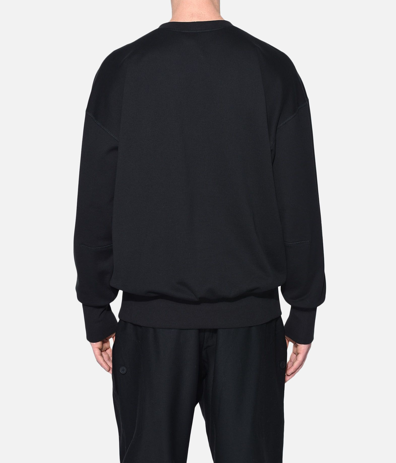 Y-3 Y-3 Sashiko Slogan Sweater スウェット メンズ d