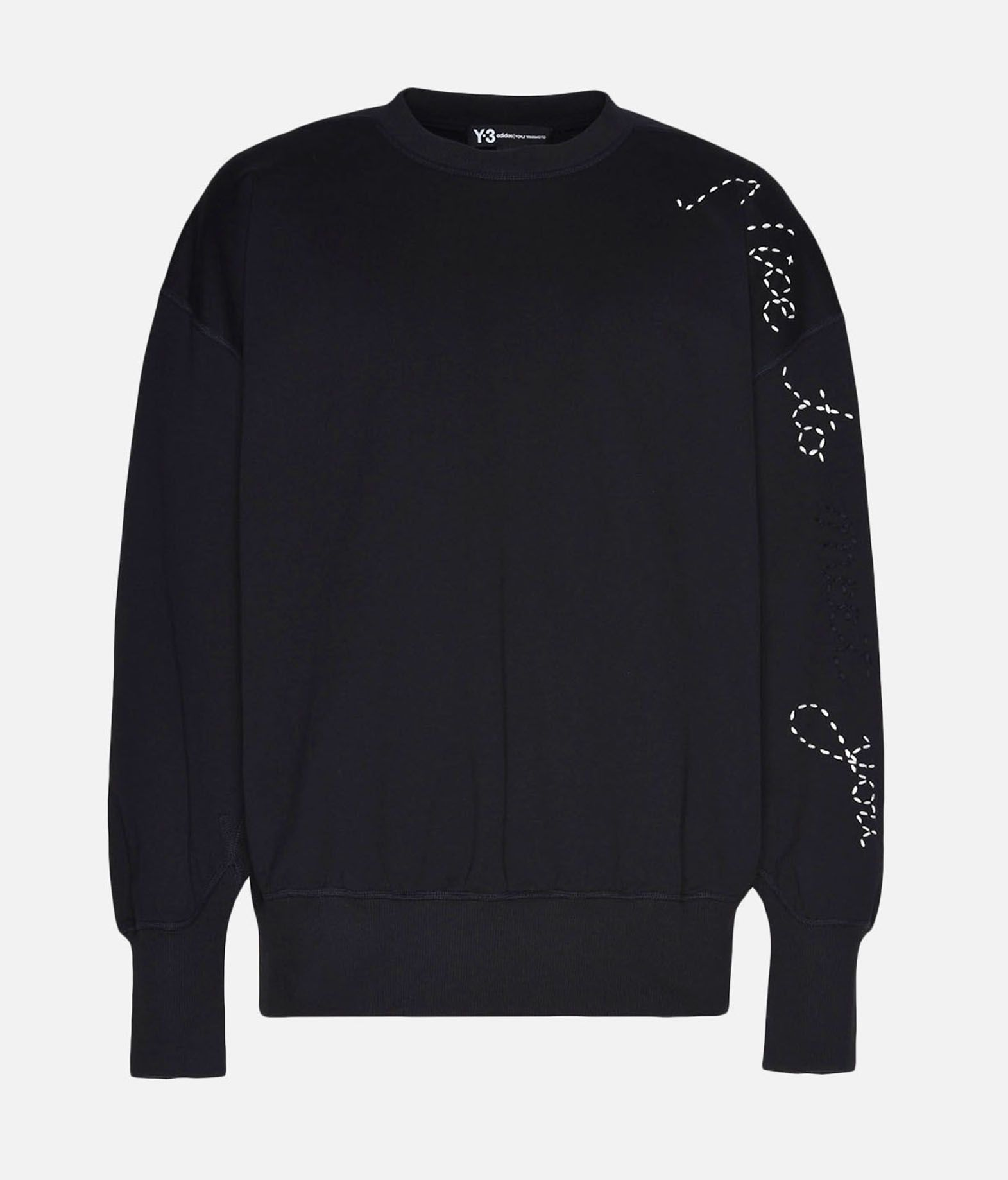 Y-3 Y-3 Sashiko Slogan Sweater スウェット メンズ f