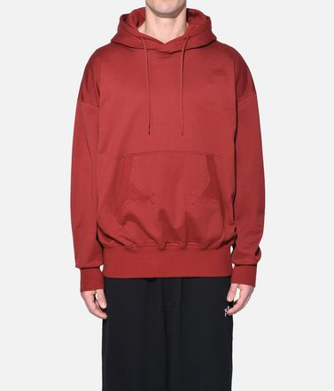 Y-3 Sweat-shirt à capuche Homme Y-3 Stacked Logo Hoodie r