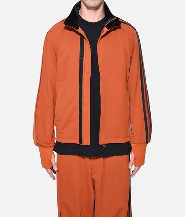 Y-3 Sweatshirt Herren Y-3 3-Stripes Selvedge Matte Track Jacket r